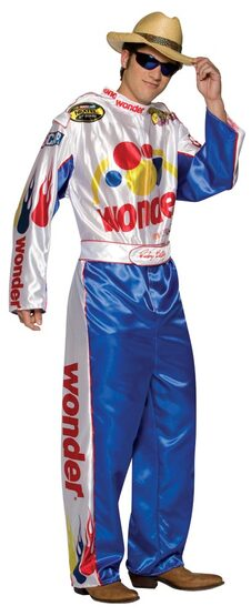 Mens Talladega Nights Ricky Bobby Costume