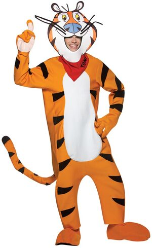 Adult Tony the Tiger Costume