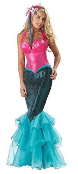 Elite Adult Mermaid Costume