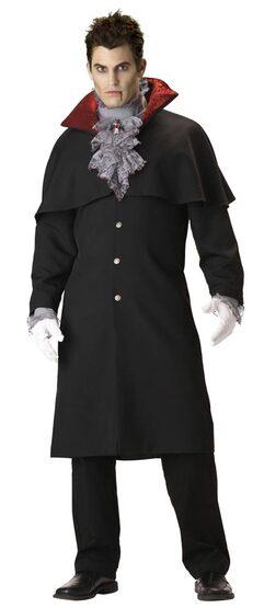 Premier Mens Gothic Vampire Costume