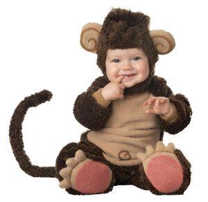 Lil Monkey Baby Costume