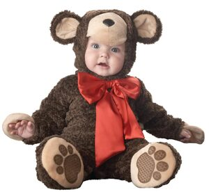 Lil Teddy Bear Baby Costume