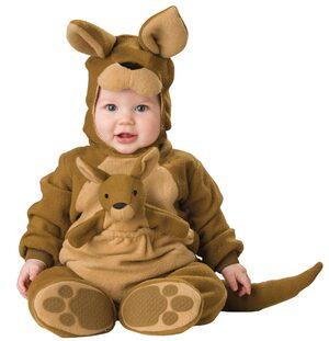 Rompin Kangaroo Toddler Costume
