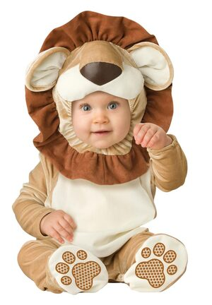 Lovable Lion Baby Toddler Costume