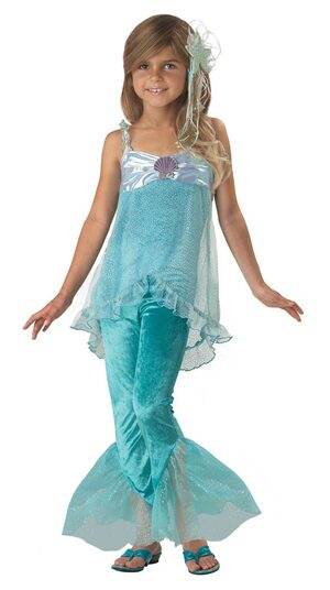 Kids Mischievous Mermaid Costume