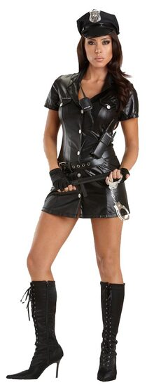 Lawful Entry Sexy Cop Costume