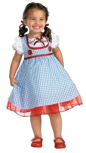 Ruby Slipper Darling Toddler Costume