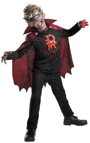 Kids Blood Vampire Boys Costume