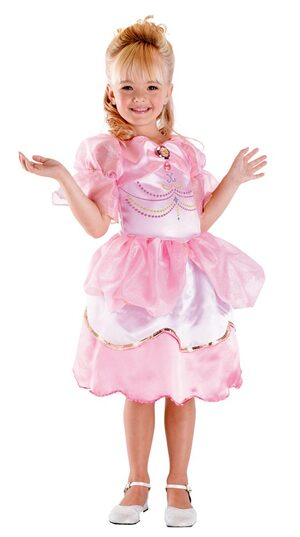 Kids Barbie Corinne Classic Costume