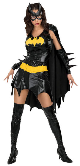 Sexy Batgirl Deluxe Costume
