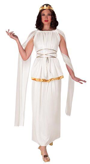 Womens Athena Adult Greek Goddess Costume