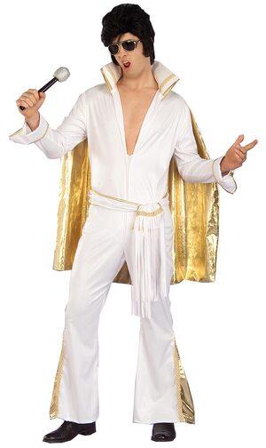 Adult Rock N Roll Elvis Costume