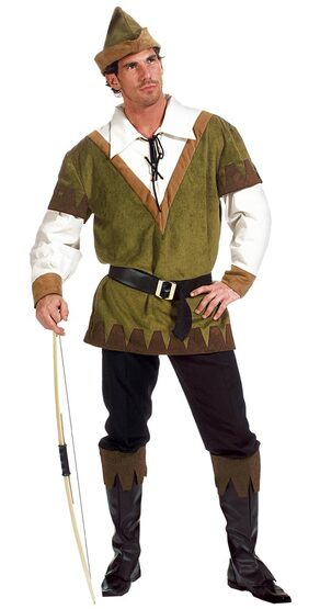 Adult Mens Robin Hood Costume