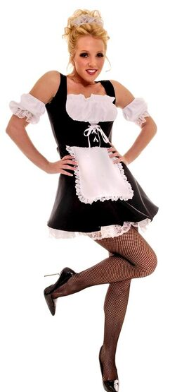 Sexy Parlor Maid Costume