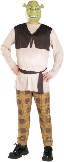 Adult Mens Shrek Costume