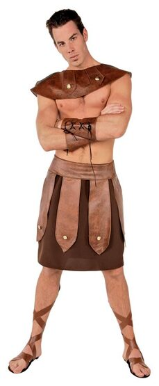 Man of Arms Adult Roman Soldier Costume