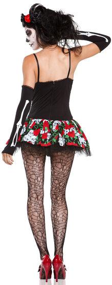 Sexy Dahlia of the Dead Costume