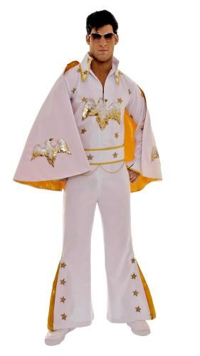 Adult Las Vegas Elvis Costume