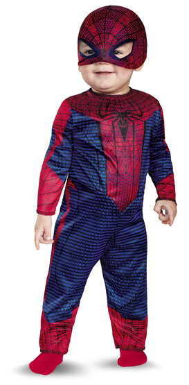Toddler Amazing Spiderman Baby Costume