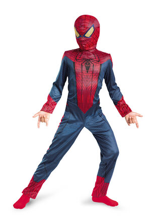 Boys Amazing Spiderman Kids Costume