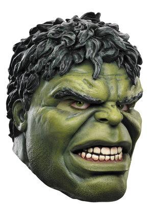 Adult Deluxe Hulk Latex Mask