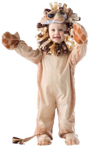 Boys Funny Lion Kids Costume