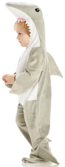 Toddler Salty Shark Kids Costume