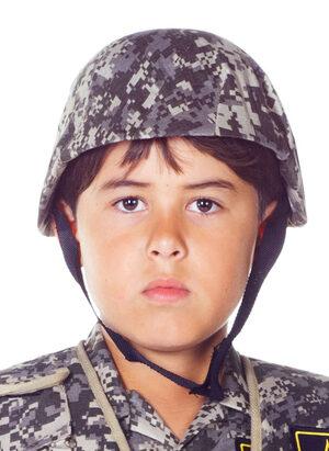 Childs Army Helmet