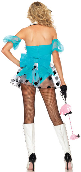 Sexy Bad Girl Alice in Wonderland Costume