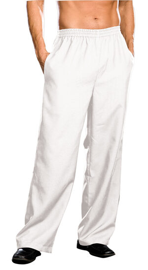 Mens White Pants Adult Costume
