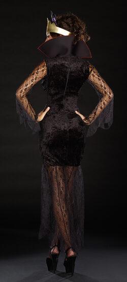 Sexy Wicked Queen Villain Costume