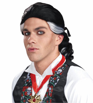 Mens Gothic Vampire Wig