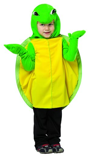 Toddler Terrific Turtle Animal Baby Costume