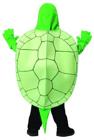 Boys Terrific Turtle Funny Animal Kids Costume