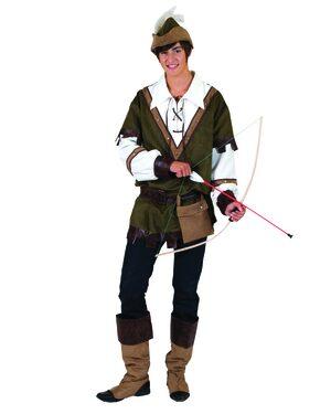Sherwood Forest Robin Hood Adult Costume