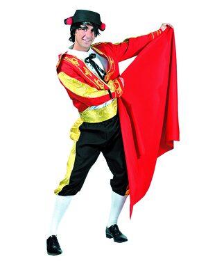 Mexican Matador Marcus Adult Costume