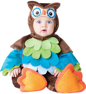 What a Hoot Owl Baby Costume