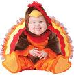 Infant Lil Gobbler Turkey Baby Costume