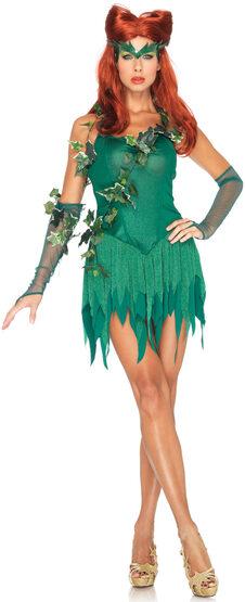 Sexy Vicious Vixen Woodland Fairy Costume