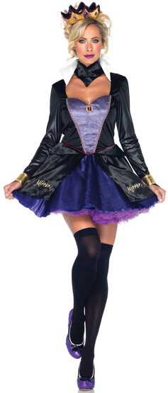 Sexy Once Upon a Time Evil Queen Costume