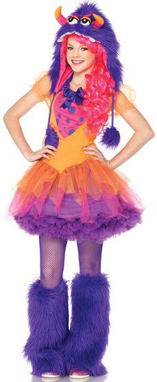 Teen Furrocious Frankie Monster Costume