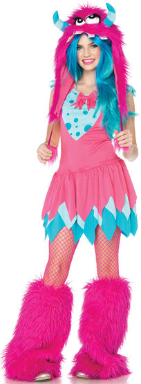Teen Mischief Monster Costume