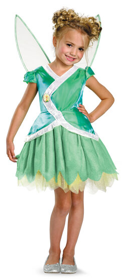 Tinkerbell Secret of the Wings Kids Costume