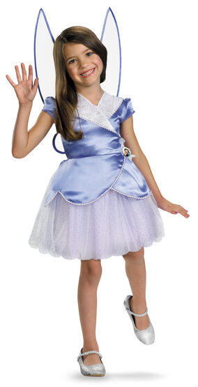 Silvermist Secret of the Wings Fairy Kids Costume