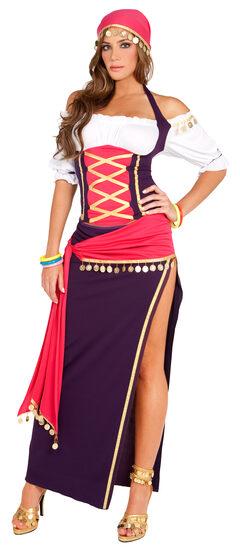 Renaissance Gypsy Maiden Adult Costume