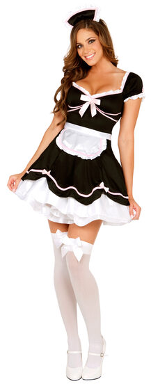 Sexy French Chamber Maid Costume