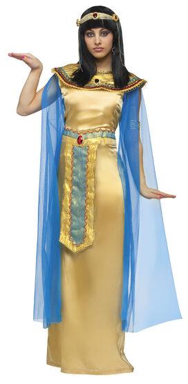 Golden Goddess Cleopatra Adult Costume