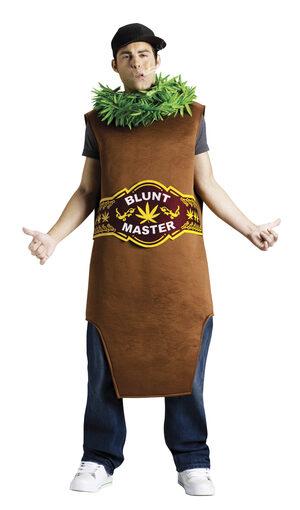 Blunt Master Funny Adult Costume