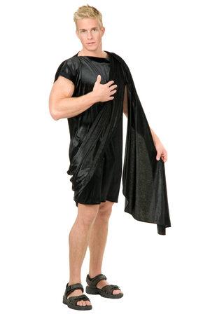 Dark Side Greek Toga Adult Costume