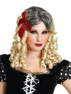Crazy Doll Blonde Curl Wig